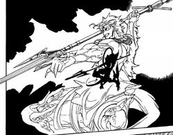 Barbatos Manga