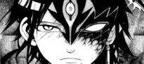 Ryuu's face