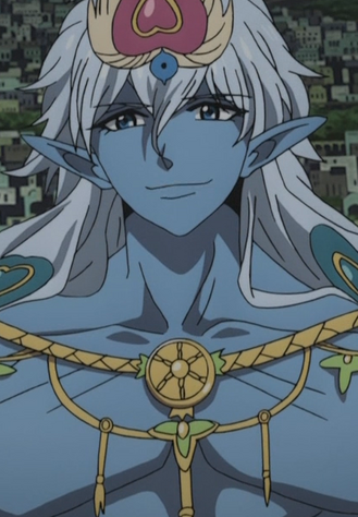 Zagan anime