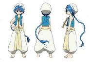 Aladdin Body Design