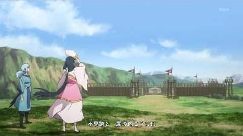 Magi The Labyrinth of Magic - Ep 01 - Trimmed (Opening)