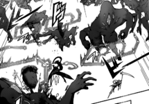 Koumei Dantalion attacks 2