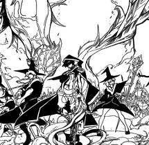 Doron and magicians