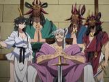 Gladiadores Yambala