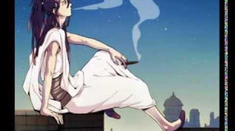 -Magi- Kassim's character song- Hikari.V- Jun Fukuyama) + JAPANESE LYRICS