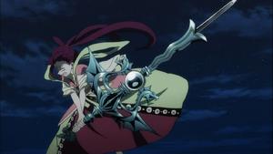 Kougyoku Weapon Equip