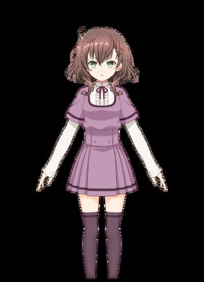 Yayoi Kanoko Pre-Transformation