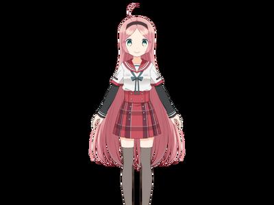 Ibuki Reira Pre-Transformation