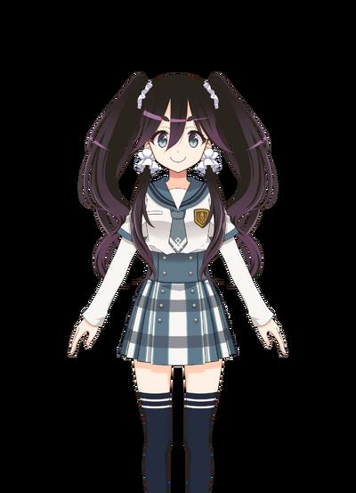 Mariko Ayaka Pre-Transformation