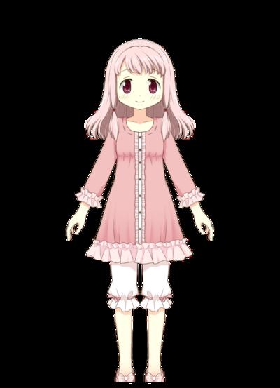 Tamaki Ui Hospital Clothes