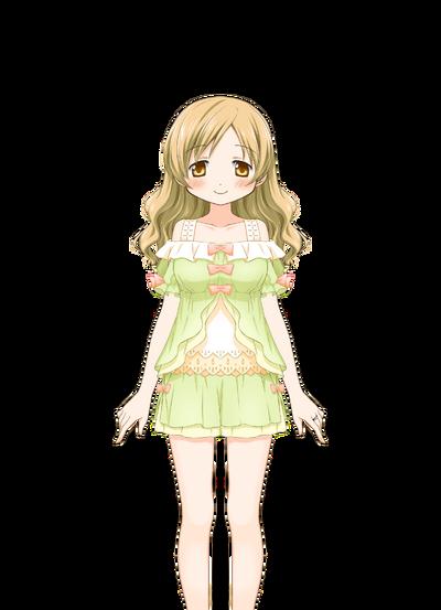 Tomoe Mami Loungewear
