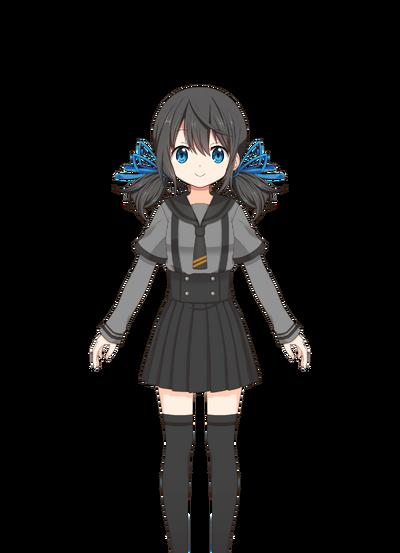 Chiaki Riko Pre-Transformation