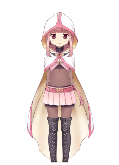 Iroha & Yachiyo (Final Battle ver.) Iroha