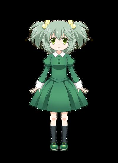 Chitose Yuma Pre-Transformation