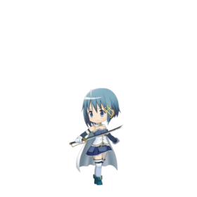 Miki Sayaka Sprite
