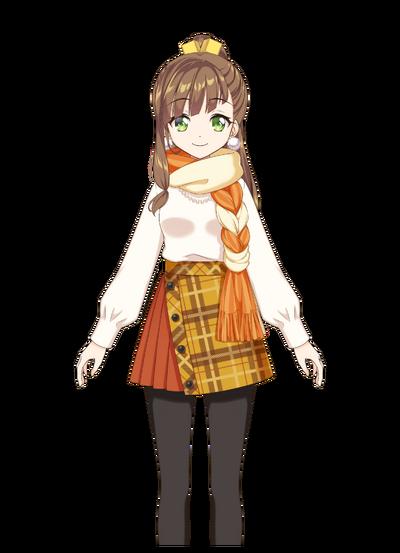 Awane Kokoro Winter Clothes