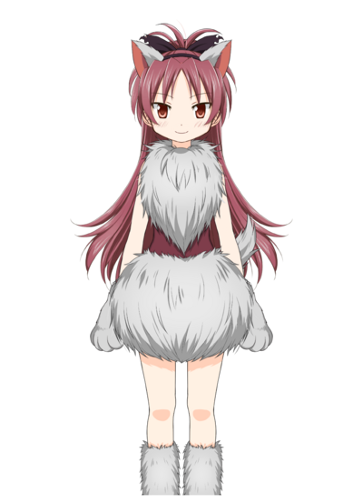 Sakura Kyouko Halloween 2017