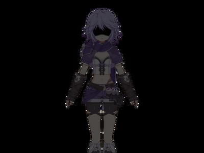 Hozumi Shizuku Shadow
