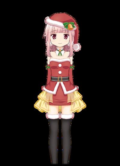 Tamaki Iroha Christmas 2017