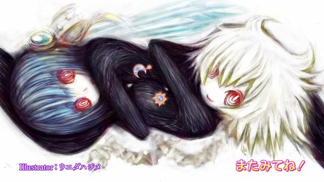 TV Anime End Card 5