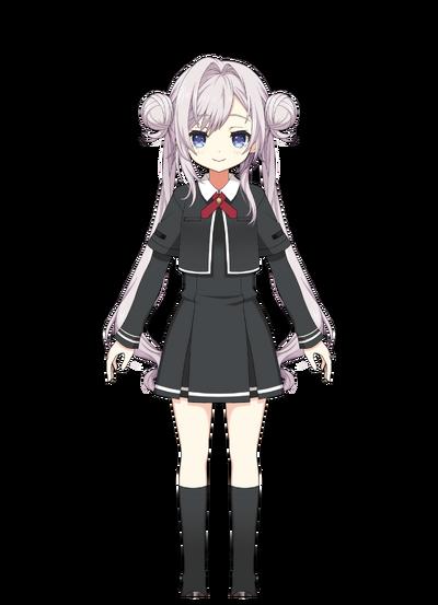 Yakumo Mikage Pre-Transformation