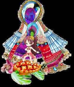 Sakura Kyouko (Mizugi ver.) doppel