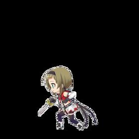 Suzuka Sakuya Sprite