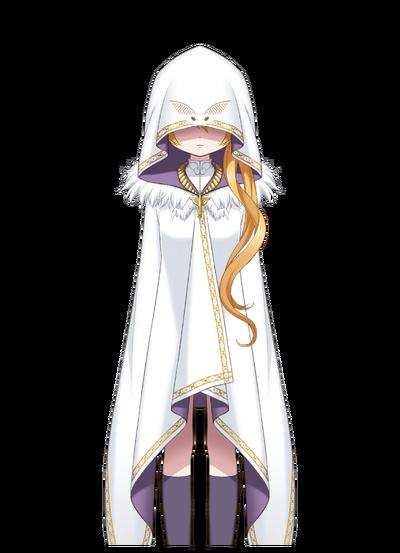 Midori Ryou Wing of Magius(White・H)
