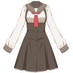 Nanahyakuichi Public Middle School Uniform