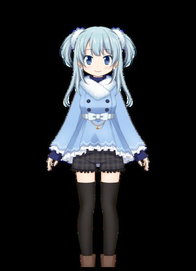 Minami Rena Winter Clothes