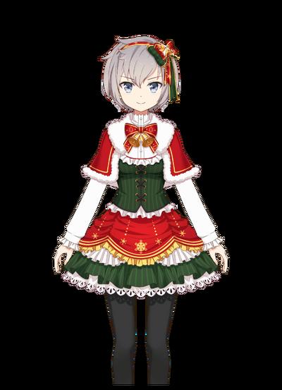 Shinobu Akira Christmas