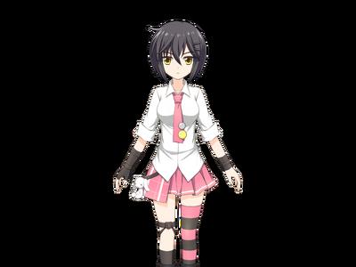 Kure Kirika Pre-Transformation