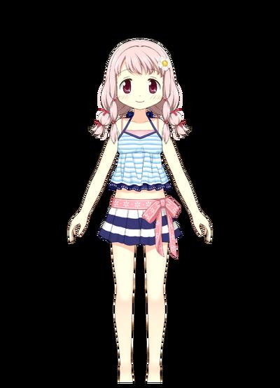 Tamaki Ui Swimsuit