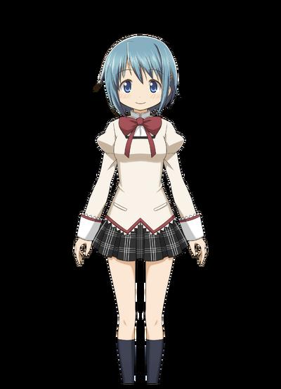 Miki Sayaka Pre-Transformation