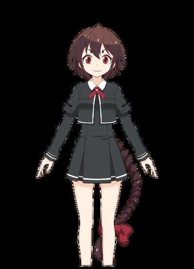 Mao Himika Pre-Transformation