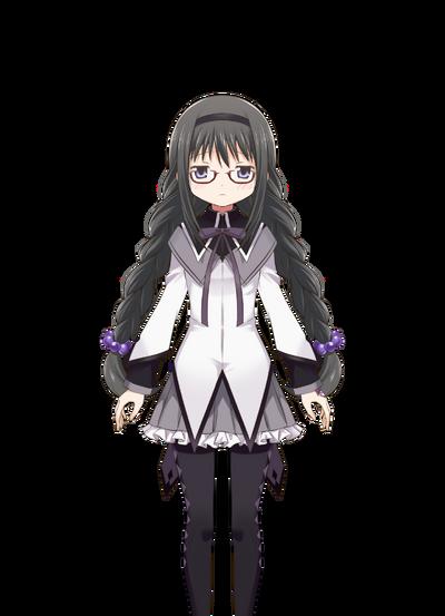 Akemi Homura (Megane ver.) Akemi Homura