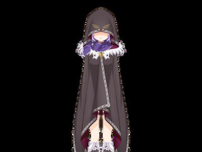 Hozumi Shizuku Black Feather
