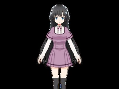 Kozue Mayu Pre-Transformation