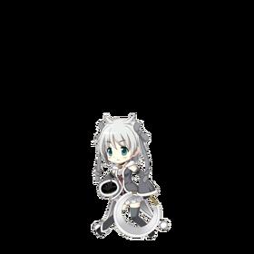 Azusa Mifuyu Sprite