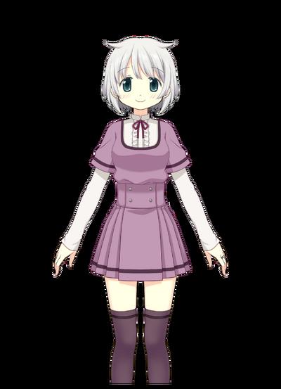Azusa Mifuyu Uniform