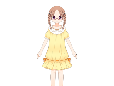 Hiiragi Nemu Hospital Clothes