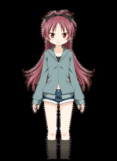 Sakura Kyouko Pre-Transformation