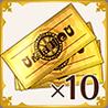10 Gacha Ticket
