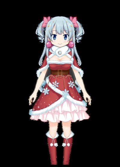 Minami Rena Christmas 2017