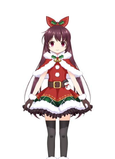 Amane Tsukasa Christmas 2018