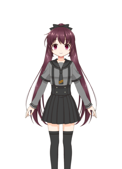 Amane Tsukasa Pre-Transformation