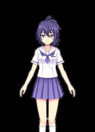 Shion Chisato Pre-Transformation