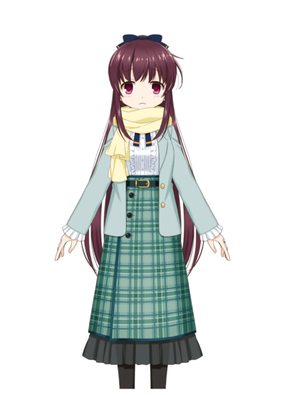 Amane Tsukuyo Winter Clothes