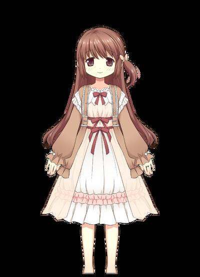Satomi Touka Hospital Clothes