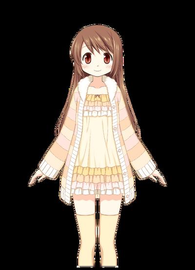 Yui Tsuruno Loungewear